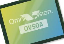 OmniVision تطلق مستشعر OV50A الجديد بنظام ضبط تلقائي بنسبة 100%