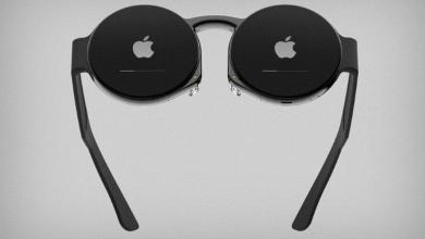 تقرير يكشف عن دعم نظارة ابل الذكية لميزة إدراك موقع الصوتيات والتنظيف الذاتي