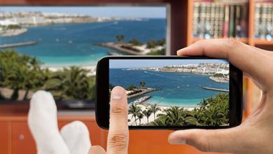كيفية بث محتوى هاتف Android على جهاز التلفاز!