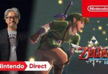 نينتندو تُعلن عن لعب Splatoon 3 و Skyward Sword والمزيد خلال فعاليات Nintendo Direct