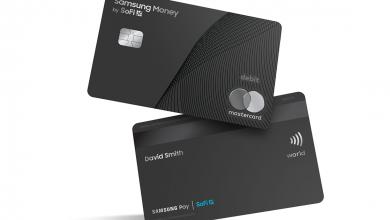 سامسونج تتعاون مع Mastercard لتطوير بطاقة دفع ببصمة الإصبع