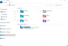 مايكروسوفت تستعرض الرموز الجديدة ل File Explorer في منصة Windows 10