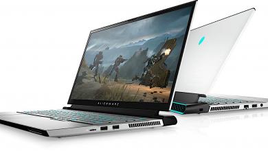 Alienware تعلن عن دعم الجيل الرابع من M15 وM17 بلوحة مفاتيح Cherry MX الميكانيكية