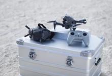 DJI تعلن رسمياً عن طائرة FPV السينمائية بسعر 1299 دولار