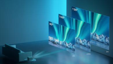 شاومي تكشف عن جهاز Mi Smart Projector 2 Pro بسعر 1000 يورو