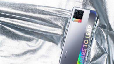 هاتف Realme 8 5G يحصل على شهادة ترخيص FCC
