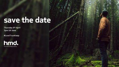 HMD تؤكد رسميًا موعد وصول هواتف نوكيا الجديدة: 8 أبريل