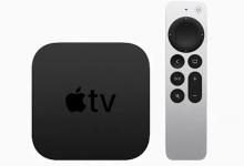 ابل تقدم جهاز Apple TV 4K بتصميم جديد لوحدة التحكم ورقاقة A12 Bionic