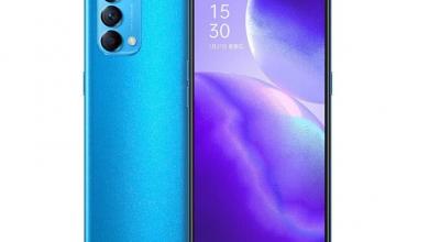 تسريب جديد يكشف عن مواصفات هاتف OPPO Reno6 5G: شاشة 90 هرتز ومعالج Dimensity 1200 وكاميرا رباعية