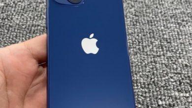 النماذج الأولية لهاتف iPhone 13 mini تكشف عن وضع الكاميرتين بشكل قطري من الخلف