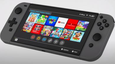 تقرير يشير إلى خطط Nintendo لإطلاق Switch Pro في سبتمبر