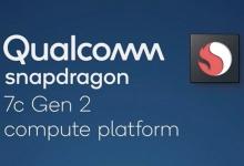 كوالكوم تطلق الجيل الثاني من رقاقة Snapdragon 7c لأجهزة الحاسب