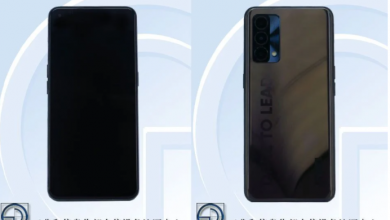 رصد هاتف Realme RMX3142 بمعالج Snapdragon 768G
