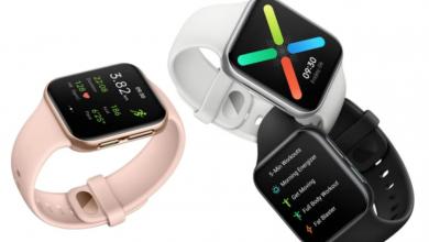 Oppo تخطط لإحضار ساعة ذكية جديدة: Oppo Watch Free