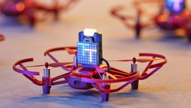 DJI تطلق طائرة RoboMaster Tello Talent للأغراض التعليمية