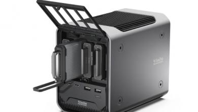 SanDisk تطلق وحدة قارئ بطاقات الذاكرة Pro-Dock 4