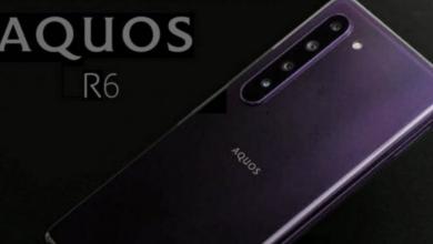 Sharp تؤجل حدث AQUOS R6 المقرر عقده في 10 من مايو