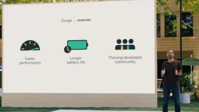 تعاون بين سامسونج وجوجل لدمج أنظمة Wear OS و Tizen