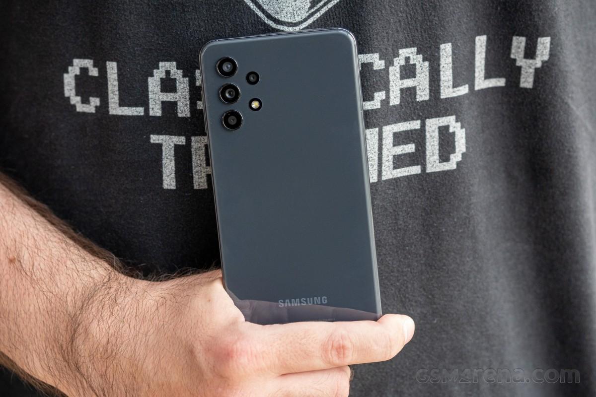 Samsung Galaxy A32 5G للمراجعة
