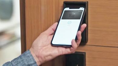ابل تقدم ميزة Home Keys لفتح القفل الذكي للأبواب الخارجية عبر هاتف الأيفون