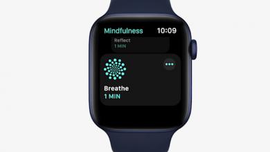 تعرف على المميزات الجديدة في تحديث watchOS 8 لساعات ابل