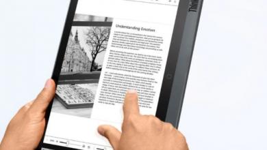 إطلاق ThinkBook Plus 2 من لينوفو في الصين مع شاشة E Ink ومعالج من إنتل