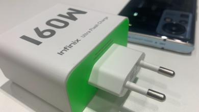 Infinix تخطط لإطلاق إصدار جديد من الهواتف الذكية يدعم شحن 160W