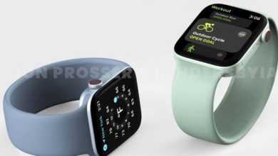 مجموعة Apple Watch Series 7 ستأتي ببطارية أكبر بدلاً إضافة مستشعرات جديدة