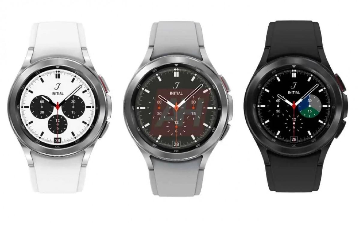 تسريب Samsung Galaxy Watch4 Classic