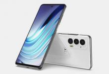 هاتف Motorola Edge قد يصل بدون شاشة منحنية
