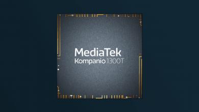 MediaTek تكشف النقاب رسمياً عن رقاقة Kompanio 1300T