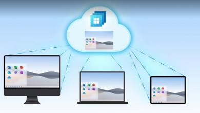 إشتراك Windows 365 يدعم المستخدمين في بث Windows 11