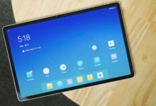 جهاز Lenovo Tab P12 Pro يحصل على ترخيص FCC