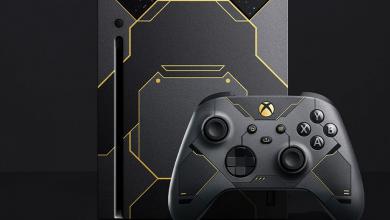 مايكروسوفت تطلق الإصدار الخاص من Halo Infinite Xbox Series X