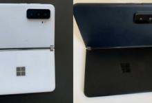 جهاز Surface Duo 2 من مايكروسوفت يظهر على منصة FCC قبل ساعات قليلة من الإطلاق