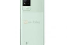 الكشف عن تصميم هاتف realme narzo 50i عبر صورة مُسربة