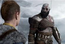 فيديو تشويقي يكشف عن لعبة God of War Ragnarök المرتقبة