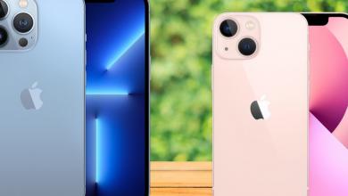 DxOMark يكشف عن توافق آداء الكاميرة في iPhone 13 mini و12 Pro Max