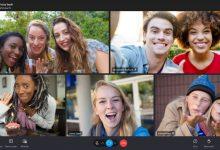 Skype تكشف عن واجهة المستخدم الجديدة التي تم إصلاحها