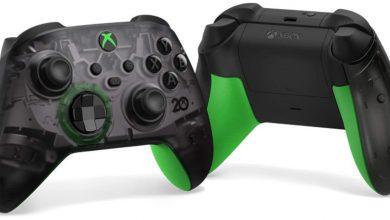 شركة Xbox تعلن عن ملحقات جديدة خاصة بالذكرى العشرين