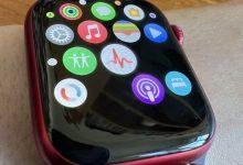 أيقونات التطبيقات التابعة للجهات الخارجية لا تظهر على Apple Watch Series 7