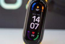 ساعة Mi Smart Band 6 NFC الذكية من شاومي متاحة الآن في أوروبا